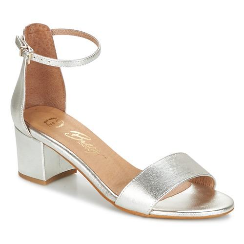 Schoenen Dames Sandalen / Open schoenen Betty London INNAMATA Zilver