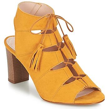 Schoenen Dames Sandalen / Open schoenen Betty London EVENE Geel