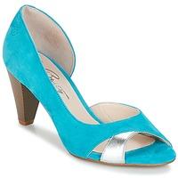 Schoenen Dames Sandalen / Open schoenen Betty London IMIMI Blauw