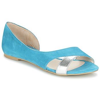 Schoenen Dames Sandalen / Open schoenen Betty London GRETAZ Blauw