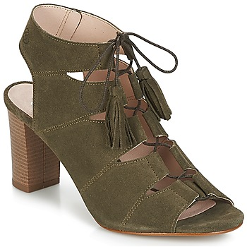 Schoenen Dames Sandalen / Open schoenen Betty London EVENE Kaki