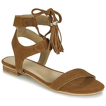 Schoenen Dames Sandalen / Open schoenen Betty London IKARA Bruin