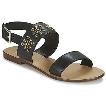 Schoenen Dames Sandalen / Open schoenen Betty London IKIMI Zwart