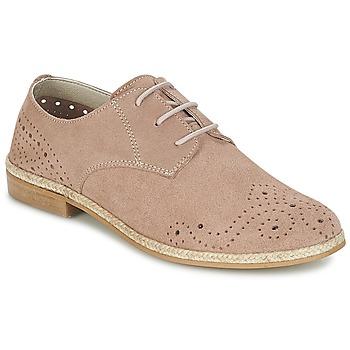 Schoenen Dames Derby Betty London IKATA Roze