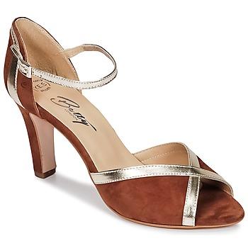 Schoenen Dames Sandalen / Open schoenen Betty London IFLORE Bruin