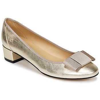 Schoenen Dames Ballerina's Betty London HENIA Goud