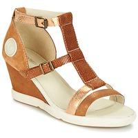 Schoenen Dames Sandalen / Open schoenen Pataugas WAMI-F2B Camel