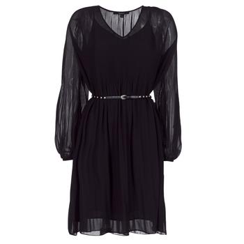 Textiel Dames Korte jurken Pepe jeans WINONA Zwart