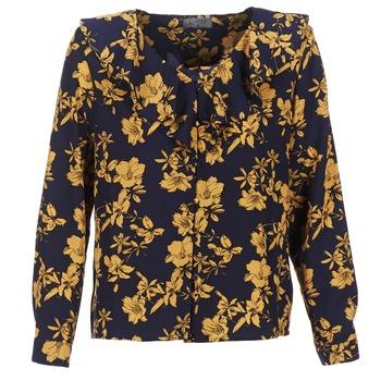 Textiel Dames Tops / Blousjes Casual Attitude IDAFIL Marine