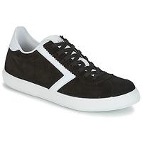 Schoenen Heren Lage sneakers Yurban RETIPUS Zwart
