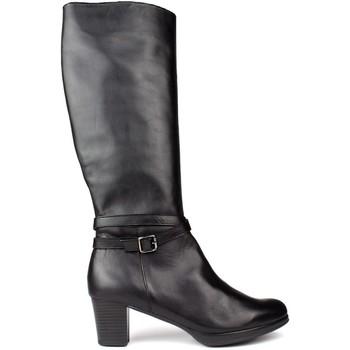 Schoenen Dames Laarzen Kroc S  ALTAS DE NEGRO