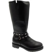 Schoenen Dames Hoge laarzen Calzaturificio Loren LOC3748ne nero