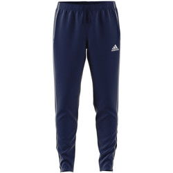 Textiel Heren Trainingsbroeken adidas Originals Core 18 Training Pant Blau