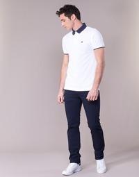 Textiel Heren 5 zakken broeken Levi's 511™ SLIM FIT Nightwatch / Blauw / Bi-str