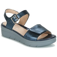 Schoenen Dames Sandalen / Open schoenen Stonefly AQUA III Blauw