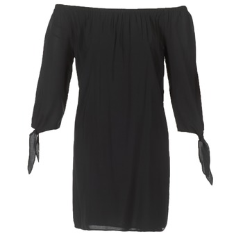 Textiel Dames Korte jurken Les Petites Bombes ARIN Zwart