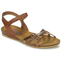 Schoenen Meisjes Sandalen / Open schoenen Kickers BONAVISTA Camel