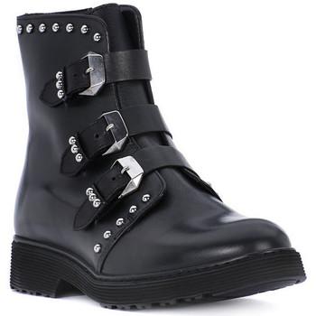 Schoenen Meisjes Laarzen Cult ROSE BLACK Nero