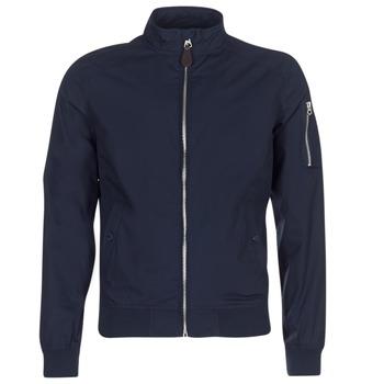 Textiel Heren Wind jackets Schott KENNY Marine