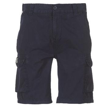 Textiel Heren Korte broeken / Bermuda's Schott TROLIMPO30 Marine