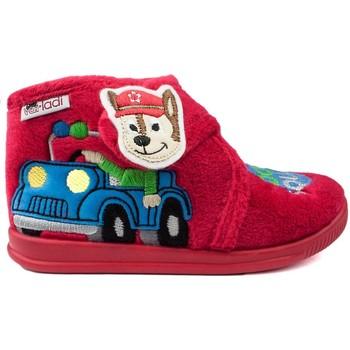 Schoenen Kinderen Babyslofjes Vulladi CASA  DOG SQUAD ROJO