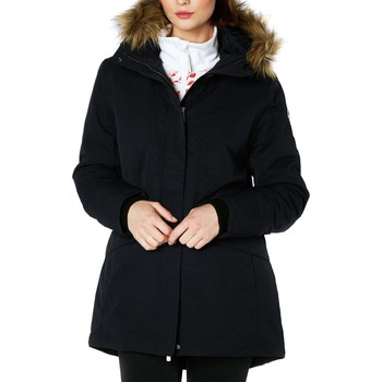 Textiel Dames Fleece Helly Hansen W EIRA JACKET Negro