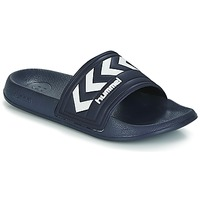 Schoenen slippers Hummel LARSEN SLIPPPER Blauw