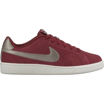 Schoenen Heren Lage sneakers Nike Men's  Court Royale Suede Shoe GRANATE
