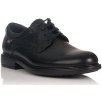Schoenen Derby CallagHan 89403 zwart