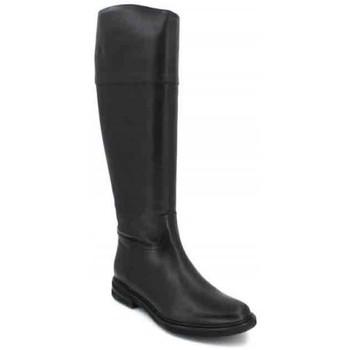 Schoenen Dames Laarzen Luis Gonzalo Botas de Montar para Mujer de  4576M Zwart