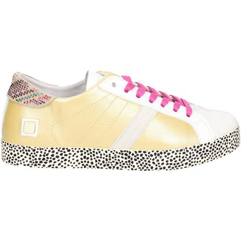 Schoenen Dames Lage sneakers Date HILL LOW-22E Gold
