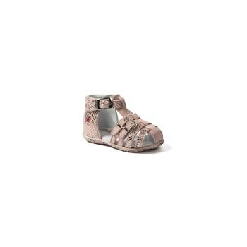 Schoenen Meisjes Sandalen / Open schoenen GBB SAMIRA Vte / Roze / Nude / Dpf / Zabou