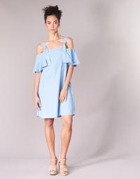 Textiel Dames Korte jurken Guess RACUNO Blauw