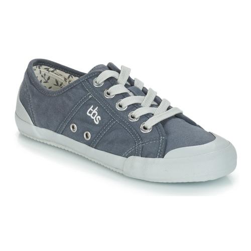 Schoenen Dames Lage sneakers TBS OPIACE Grijs