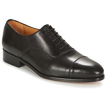 Schoenen Heren Klassiek Brett & Sons FENOZEO Zwart