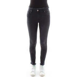 Textiel Dames Straight jeans Don't Cry 1429 Black
