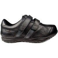 Schoenen Dames Lage sneakers Calzamedi SCHOENEN  DEPORTIVO DIABETIC M BLACK