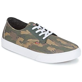 Schoenen Heren Skateschoenen Globe Motley LYT Groen