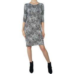 Textiel Dames Korte jurken Smashed Lemon Dress Zwart
