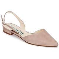 Schoenen Dames Sandalen / Open schoenen Paco Gil MARIE TOFLEX Nude