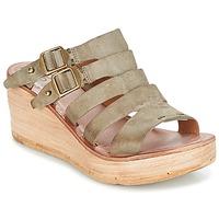 Schoenen Dames Sandalen / Open schoenen Airstep / A.S.98 NOA Kaki