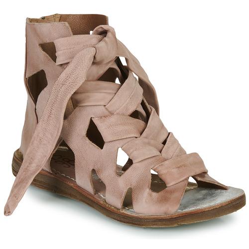 Schoenen Dames Sandalen / Open schoenen Airstep / A.S.98 RAMOS Roze