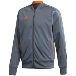 Textiel Heren Trainings jassen adidas Originals Condivo 18 Polyester Jacke Grau