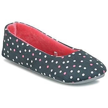 Schoenen Dames Sloffen DIM D BELINDA Grijs / Roze