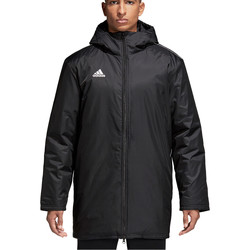 Textiel Heren Windjack adidas Originals Core 18 Stadium Jacket Schwarz