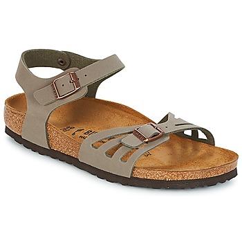 Schoenen Dames Sandalen / Open schoenen Birkenstock BALI Grijs