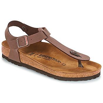 Schoenen Dames Sandalen / Open schoenen Birkenstock KAIRO Bruin