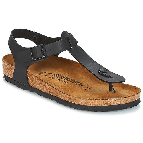 Schoenen Dames Sandalen / Open schoenen Birkenstock KAIRO Zwart