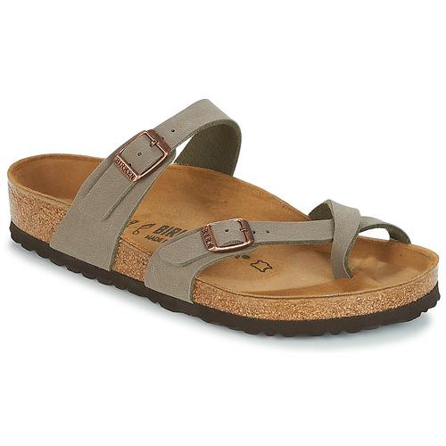 Gris Chaussures Birkenstock Sydney Taille 37 Pour Les Femmes 6gfoUFsbi