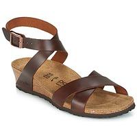 Schoenen Dames Sandalen / Open schoenen Papillio LOLA Cognac